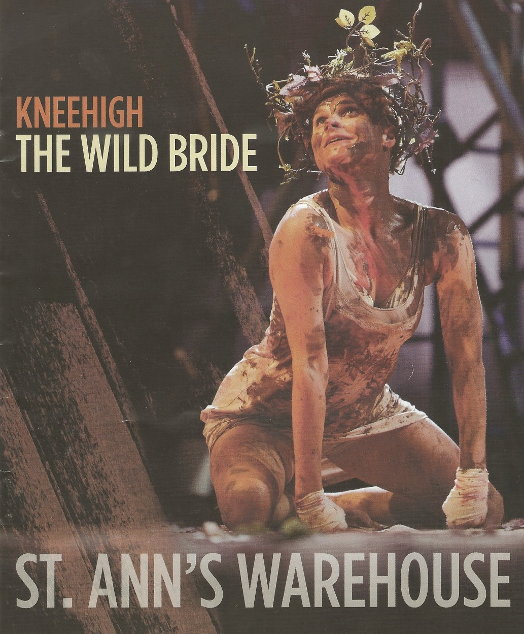Pear of anguish being used the wild bride wild bride